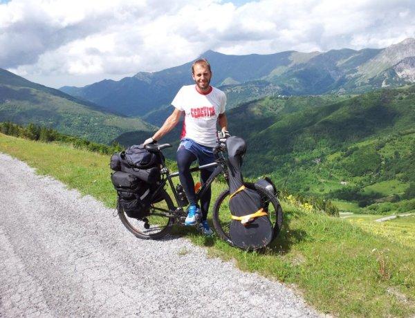 HRVOJE JURIĆ – biciklom po Europi