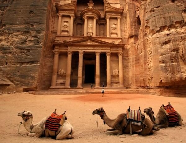 Super cijena!! Povratne aviokarte za Jordan(Amman) za samo 141€