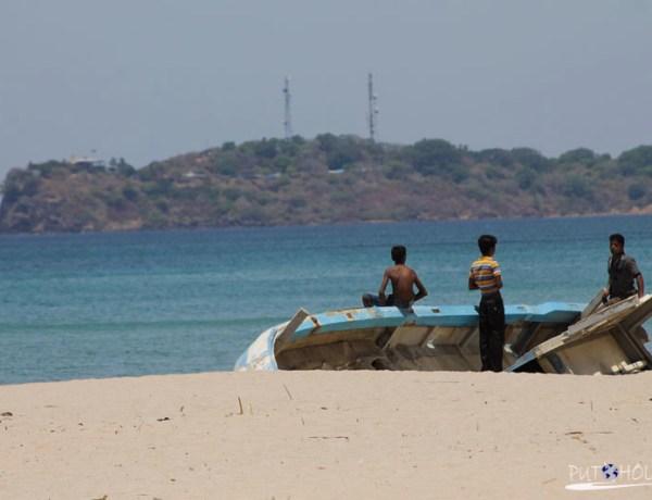 ŠRI LANKA – Trincomalee & Negombo