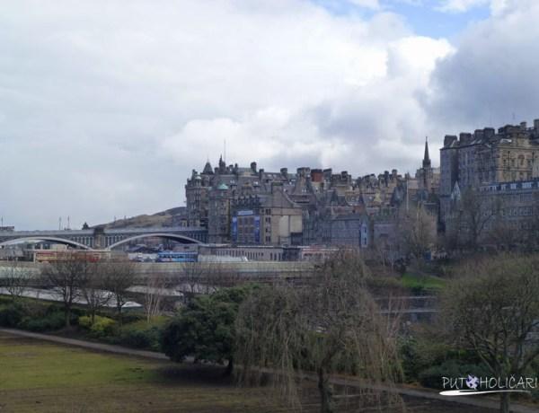 Škotska (Edinburgh) – povratne aviokarte već od 26€