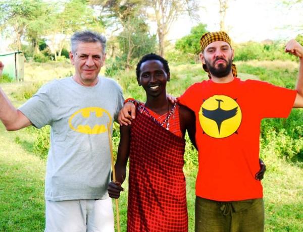 Tomislav Perko: Tata, vraćam se doma s tobom! (Kenija, 2.dio)