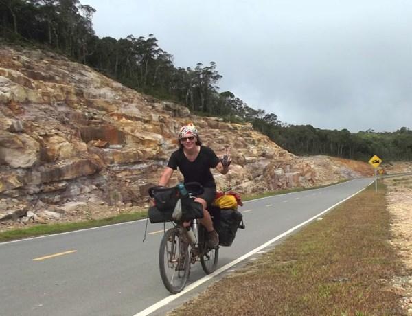 SNEŽANA RADOJIČIĆ – Biciklom oko svijeta