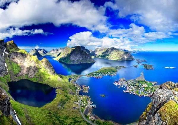 Lofotski otoci – norveški Karibi