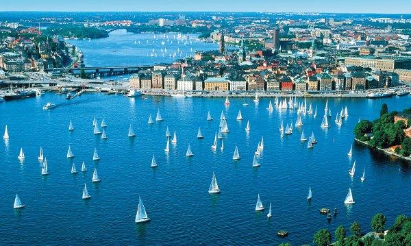 Povratne aviokarte iz Hrvatske za Švedsku (Göteborg ili Stockholm) već od 34€