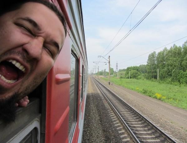 Putešestvija transsibirskom željeznicom, majkom svih željeznica