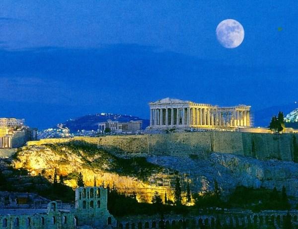 Mojih 10 omiljenih mjesta u Ateni