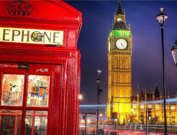 Povratne aviokarte za London već od 20€