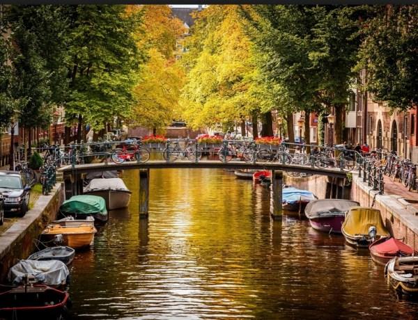 Akcija Amsterdam!! Povratne aviokarte već od 59€
