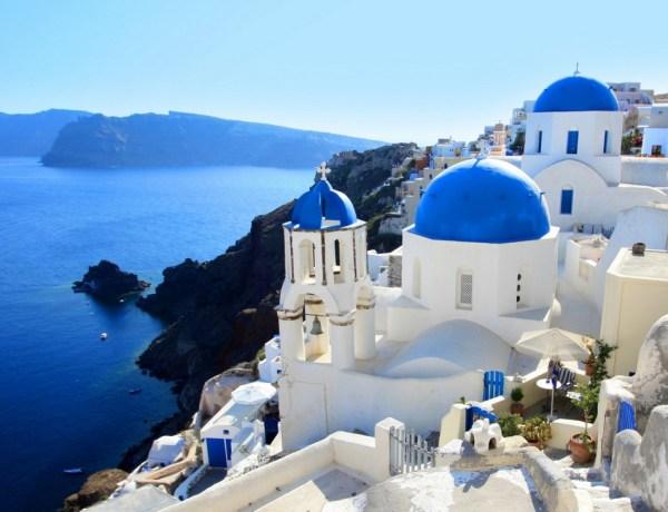 Povratne aviokarte za Santorini već od 45€