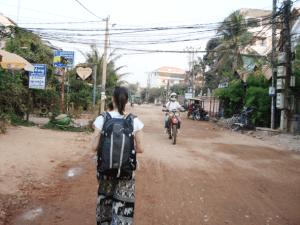 Barbara - Kambodža