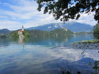 Tajtana Barat - Bled i Bohinj