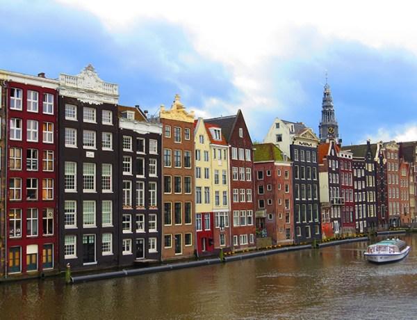 Amsterdam – Povratne aviokarte već od 35€