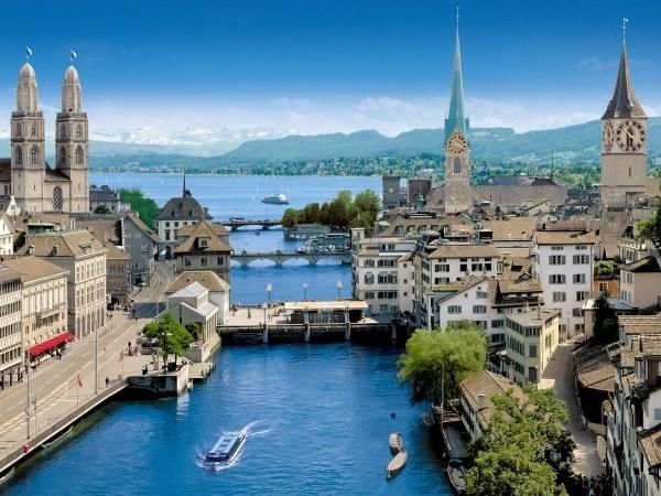 Zürich – Povratne aviokarte iz Zagreba već od 86€