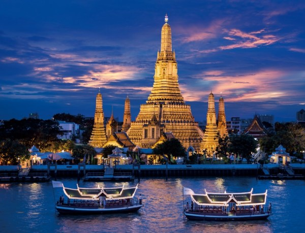 Tajland (Bangkok) – Povratne aviokarte već od 332€