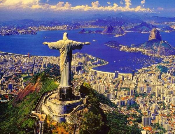 JUŽNA AMERIKA – Povratne aviokarte za Brazil za 449€