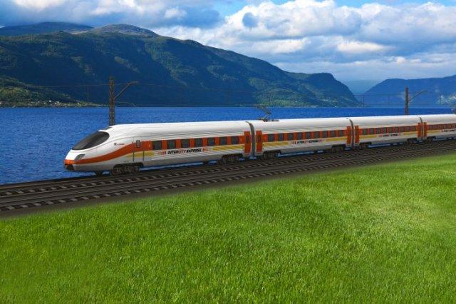train scandinavia