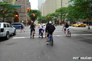 Super stvar koja se mora probati - biciklima kroz gužvu New Yorka