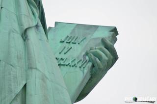 New York City - Kip slobode