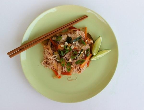 Pad Thai – hrana za strance (Tajland)