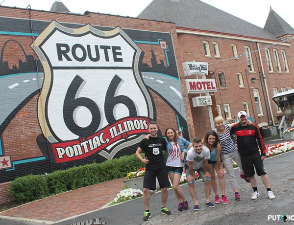 Put oko svijeta za 40 dana (3. dio) – Route 66 (Illinois)