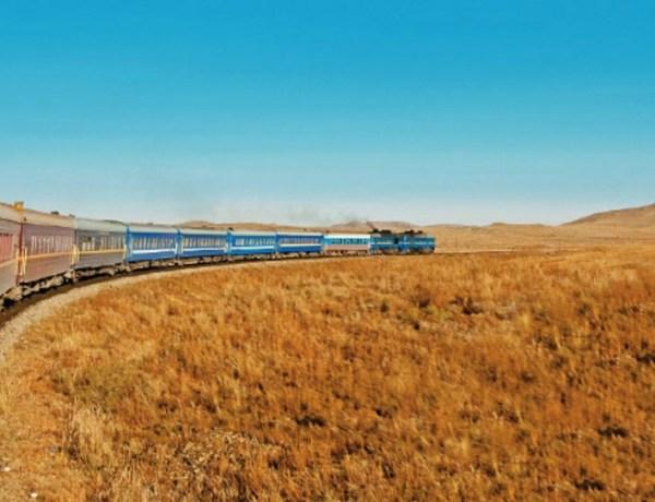 Transsibirska željeznica – Karte već od 70€