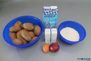 palačinke od krumpira