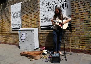 Josip Stević - London