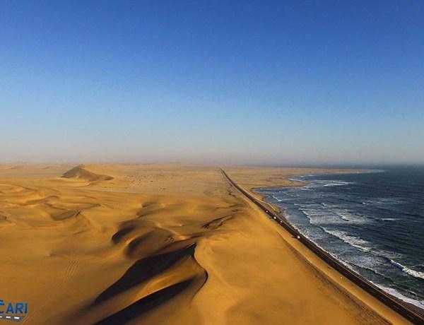 Povratne aviokarte za prekrasnu Namibiju za 500€