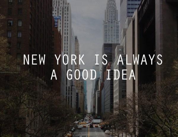 New York – Povratne aviokarte za samo 219€