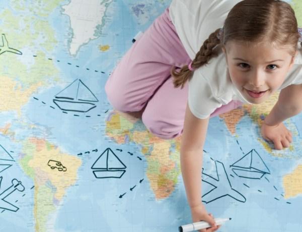 Istraživači tvrde: Dječji mozak razvijaju putovanja, a ne igračke