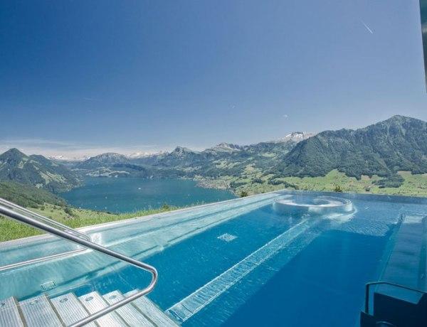 Najbolji pogled Švicarske
