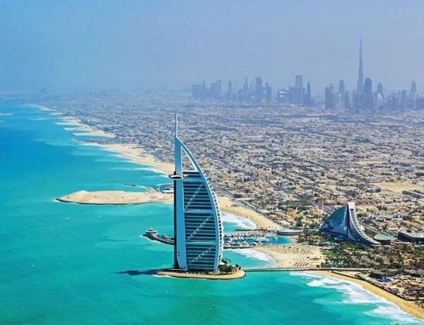 Dubai – Aviokarte + 4 noćenja za 304€