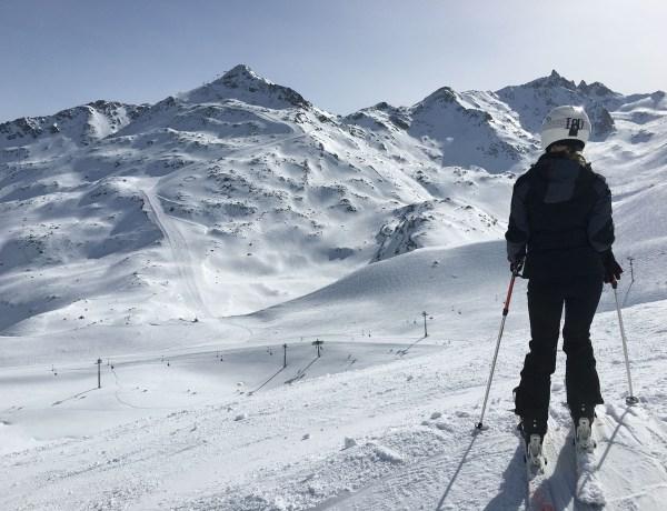 Maja Velikanja – skijanje u Francuskoj