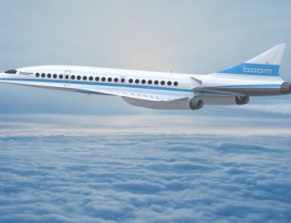 Nova era nadzvučnog putovanja?