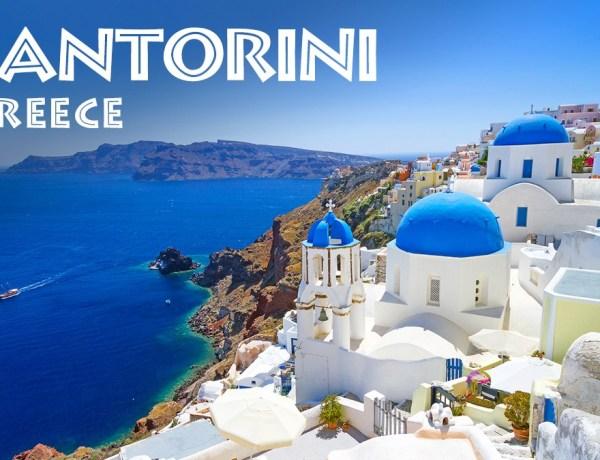 Santorini – Povratne aviokarte već od 49€
