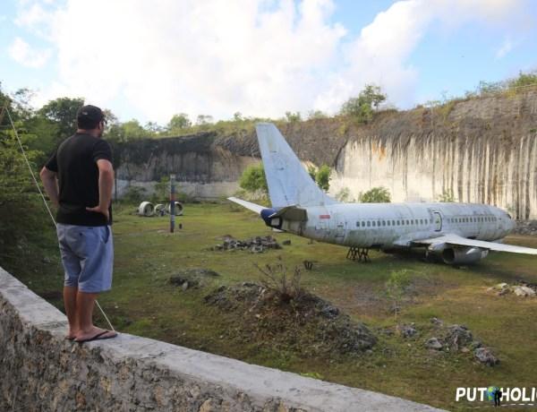 Napušteni avioni Balija