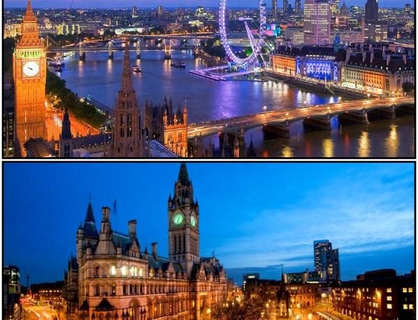 Manchester ili London? Povratne aviokarte iz Hrvatske već od 16€