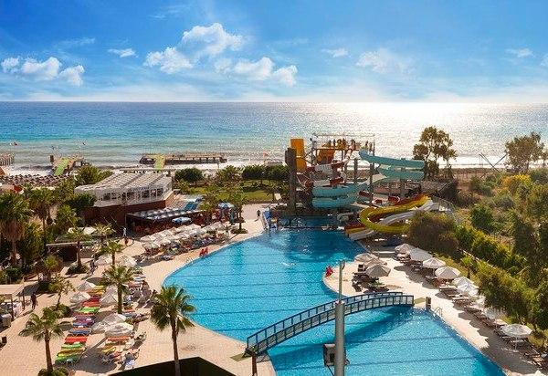 Turska rivijera – 7 dana hotel**** All inclusive iz Njemačke za samo 183€ po osobi
