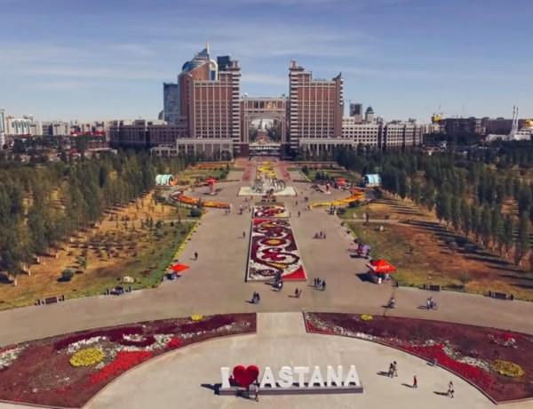 Povratne aviokarte u 6. mjesecu za Kazahstan za 111€
