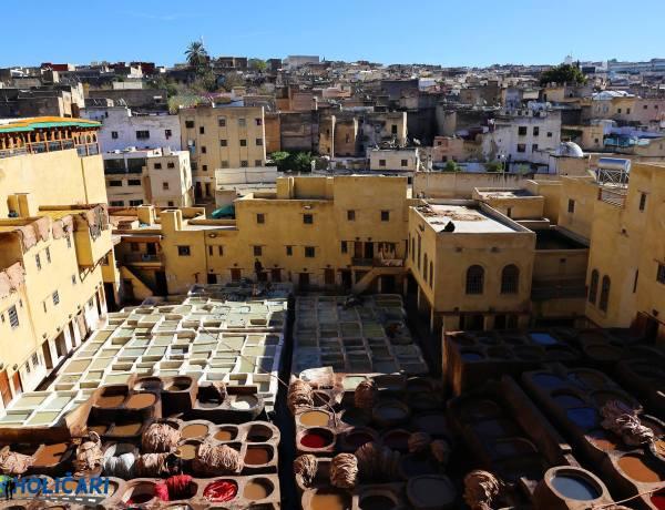 Maroko (Fes) – Povratne aviokarte za samo 66€