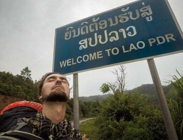 Prelaženje preko vijetnamsko-laoške granice kao čisti horor!