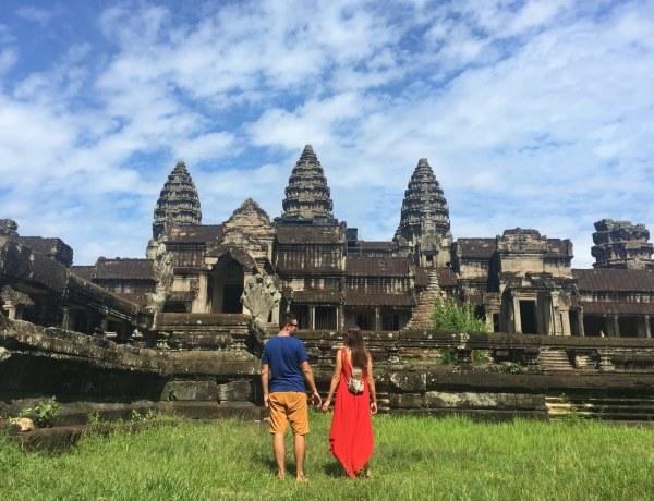 Kambodža by Srđan Tomić