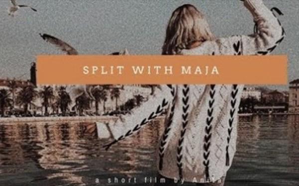 Split with Maja