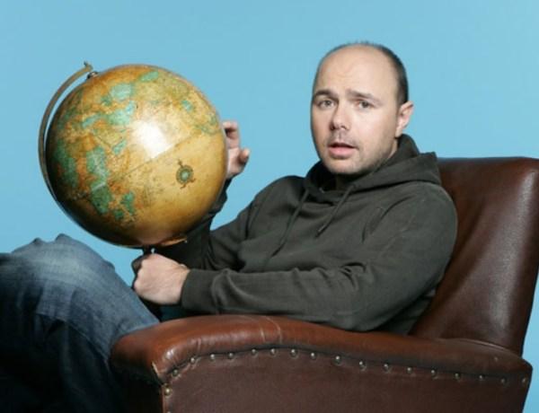 Idiot u inozemstvu