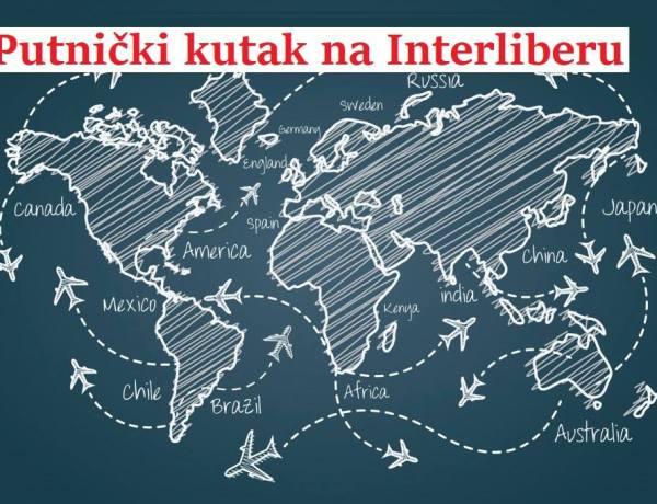 Putnički kutak na Interliberu