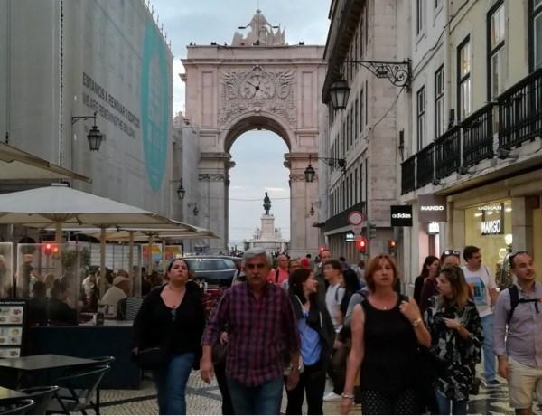 MOJA PORTUGALSKA VENTURA – Lisabon 2. dio