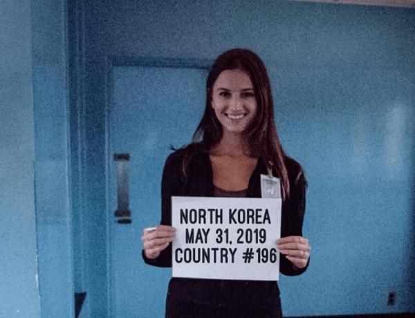 Najmlađa osoba koja je obišla sve države svijeta