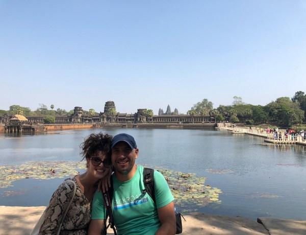 Ana i Ivan: Naše putovanje u Kambodžu