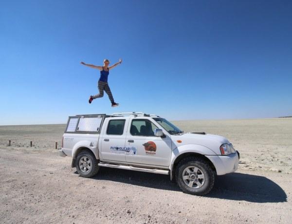 Etosha NP – Idemo na Self Drive Safari