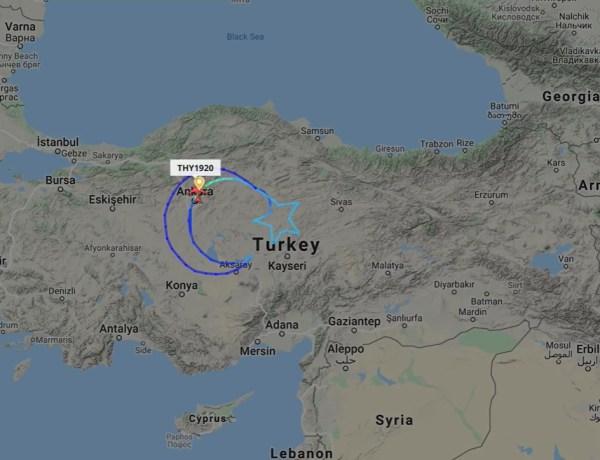 "Turkish Airlines ""nacrtao"" nacionalni grb iznad Turske"